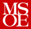 Logo der Milwaukee School of Engineering (MSOE), Wisconsin, USA