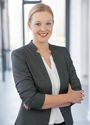 Carina Siemen, Quality Systems Manager Junior