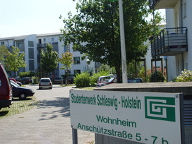 Photo: Studentenwerk Dormitory