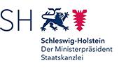 Gefördert durch der ministerpräsident, Staatskanzlei, Schleswig-Holstein