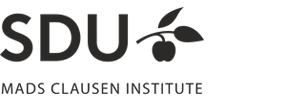 Logo: SDU - Mads Clausen Institute